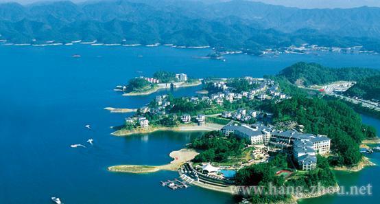 杭州千岛湖农夫山泉
